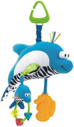Lamaze Bright Friends - Dolphin- Racing Champions product image