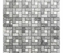 x26ltpx26gtExclusive to Topps Tilesx26ltpx26gtThis beautiful polished marble mosaic is perfect for creating a chic design feature in your homeExclusive to Topps Tiles this range has a glossy finish enhancing that expensive boutique feel for a fractio