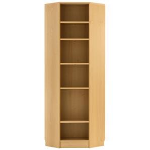 New Black Handmade Wooden Corner Floating Shelf Shelves With Green LED Lights