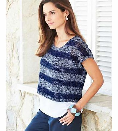 Unbranded Layered 2 In 1 Top