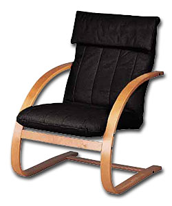 Leather Bentwood Chair Black Arm Chair Review Compare Prices Buy Online