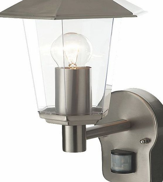 Glacia Wall Light Brushed Chrome 40w : Cheap Unbranded Wall Lights - Compare Prices & Read Reviews