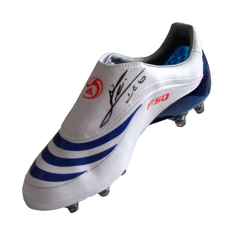 The adidas F50i Messi Comfort pack is available from 1st July 2009 for