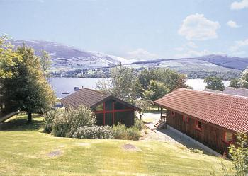 Loch Earn Log Cabin Holiday Park product image