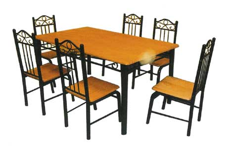 Louise Dining Set