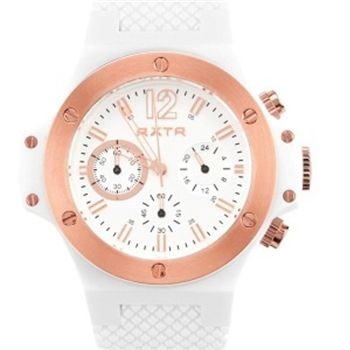 Unbranded LTD310102 Ltd Extra Watch White and Rose Gold