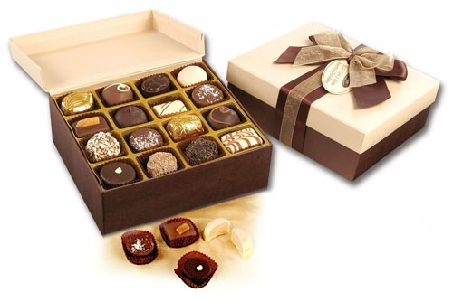 Luxury Assorted Chocolate Box