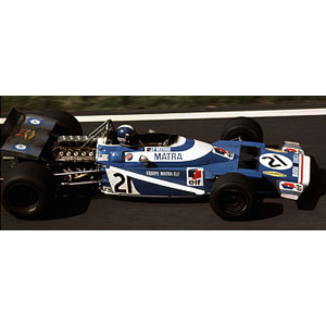 matra ms120 french gp 1970 #21 jp. beltoise review