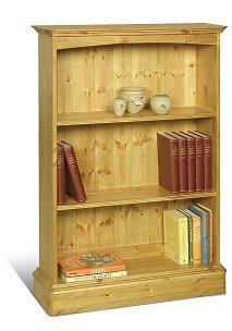 Medium Height Bookcase - Sherwood