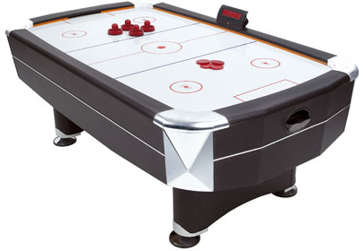 Quite simply, this is the coolest Air Hockey table on earth! If it was a car it would be an Aston - CLICK FOR MORE INFORMATION