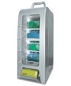 Gift Idea: Koolatron Vending Machine-Red - Gift Ideas: Christmas
