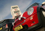 Three adrenaline fuelled laps in a brand new MINI Cooper S. These famous circuits play host to the
