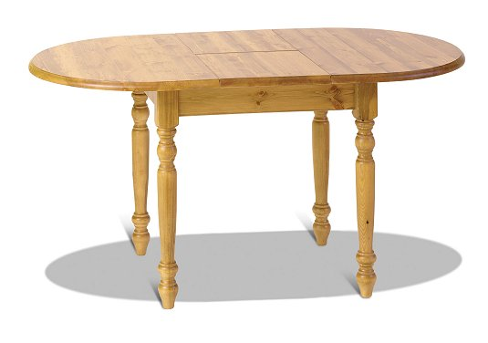 Mini Oval Flip Top Table - Sherwood