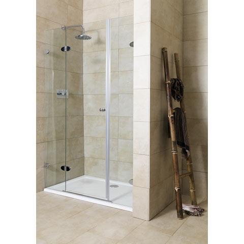 Frameless shower doors prices mirabella frameless shower for Frameless shower doors cost