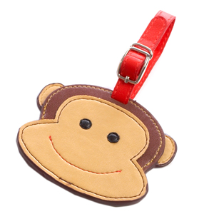 Unbranded Monkey Luggage Tag