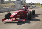 Experience the rush of driving a Grand Prix F1 race car on track and in the Playboy's