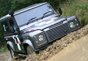 Unbranded Mud Master 4x4 Driving Experience for One