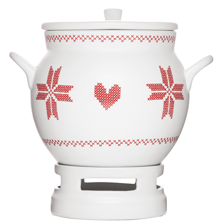 Mulled Wine Pot With Warmer