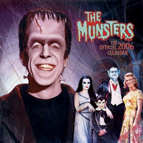 Munsters The Calendar