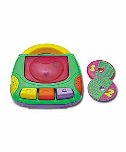 Musical Toy CD Player