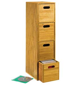 Superieur Cd Storage Tower Drawers Photos