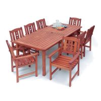 New Mexico Grand Outdoor Dining Set