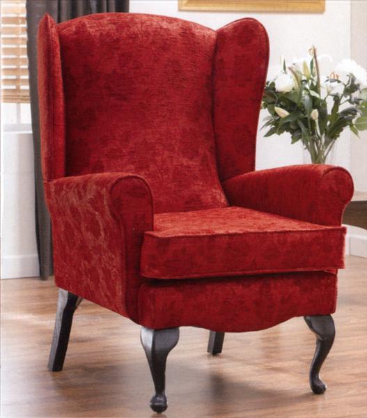 Oakwood 2 Seater Sofa Chair