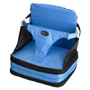 Unbranded On the Go Booster Seat (Blue)
