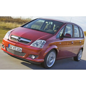 opel meriva opc 2006 red review compare prices buy online. Black Bedroom Furniture Sets. Home Design Ideas