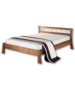 Osaka Double Bed Firm Mattress Bed review pare