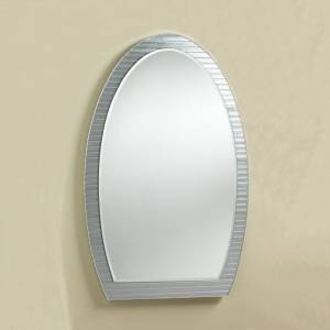 Bathroom Mirror Frames on Oval Bathroom Mirror With Cut Off Base   Review  Compare Prices  Buy