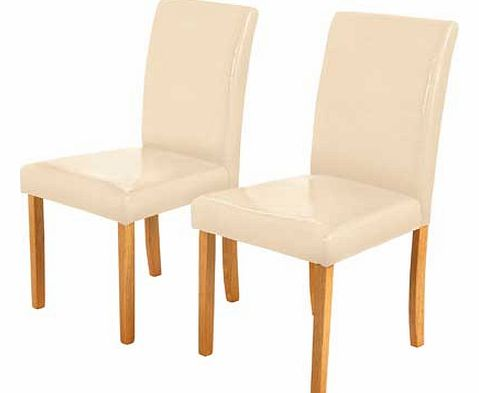 effect chairs are a simple stylish addition to your dining room