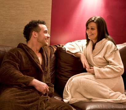 Unbranded Pamper Day For Two at Bannatynes Sensory Spa