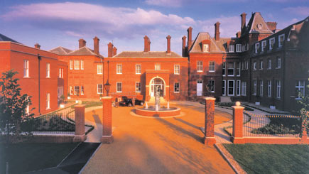 Unbranded Pamper Spa Day for Two at Champneys Health Resorts