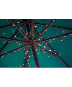 umbrella string lights