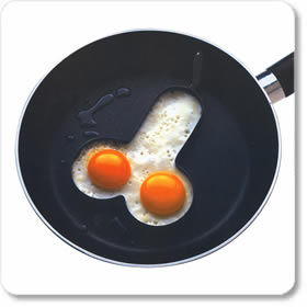 Dick of an egg