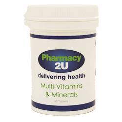 Unbranded Pharmacy2U Multi Vitamins