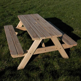 FREE PICNIC BENCH PLANS woodworking plans and information at