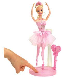 Unbranded Pirouette Princess Barbie Doll