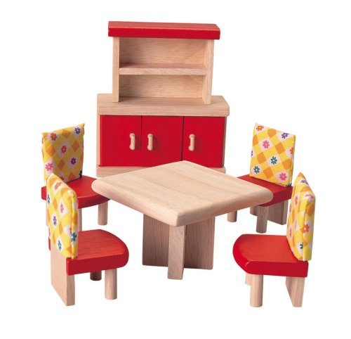 Doll House Furniture Plan
