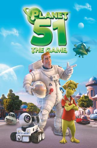 Planet 51 The Game PC