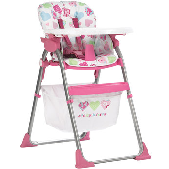 Playa highchair in candy kisses review compare prices for Porte bebe toys r us