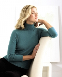 Polo Neck Sweater product image