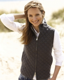 Quilted Gilet product image