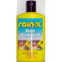Rain X Rain Repellent  Improves visibility by repelling rain sleet and snow  Disperses rain,sleet