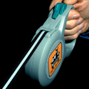 5m length - up to 30kg Apply hook/loop adhesive side to clean, dry flat surface, e.g. glovebox or