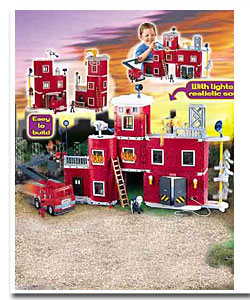 Imaginext Rescue Centre.