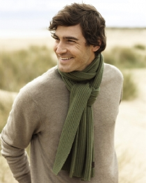 Ribbed Scarf product image