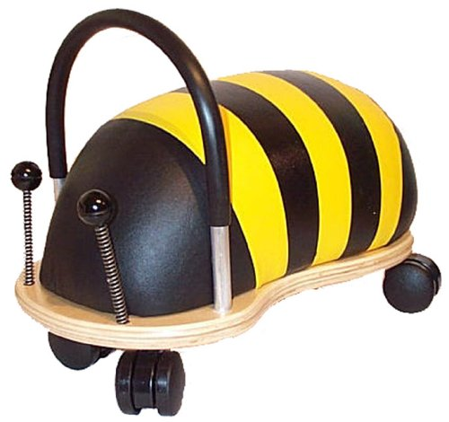 Ride On Wheelie Bug - Bee- Toytopia