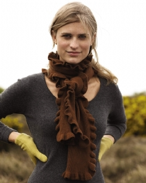 Ruffle Edged Scarf product image